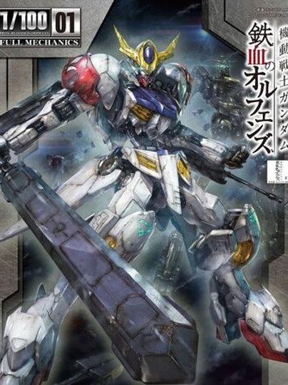 FM 1/100 Gundam Barbatos Lupus