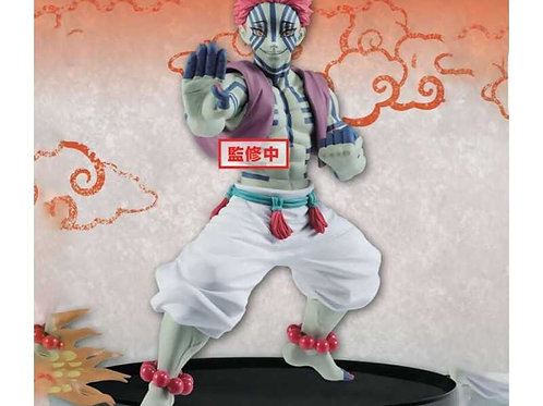 Demon Slayer Akaza Figure