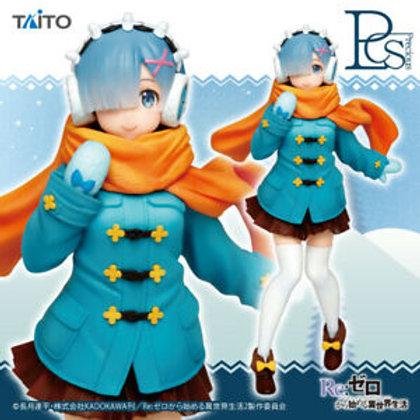 Re:Zero Winter Coat Rem Figure