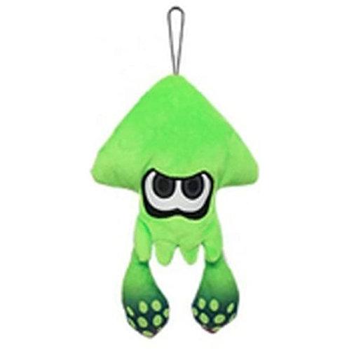 Splatoon Green Squid Plush