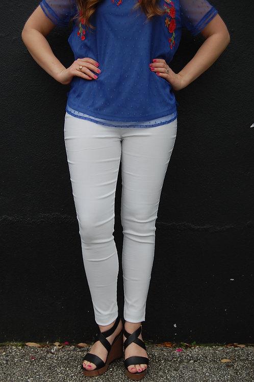 Leggings in White