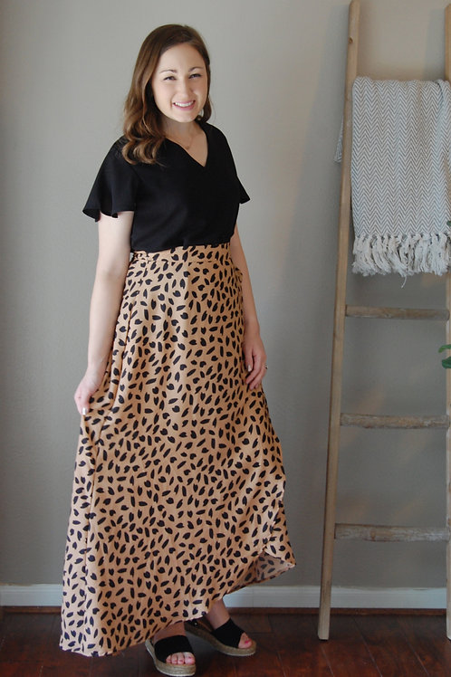 Ready For It Wrap Skirt
