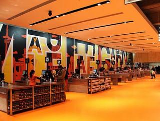 Muebles para tienda y el significado de los colores.