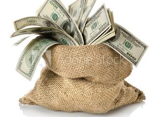 Cajón de dinero para muebles de cobro.