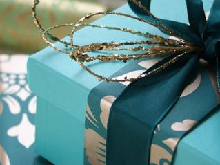 La importancias del empaque para regalo.