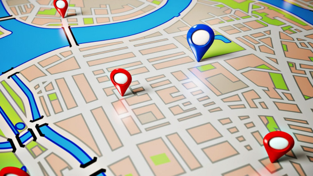 El servicio de google maps te ayuda a que te ubiquen desde cualquier parte del mundo.