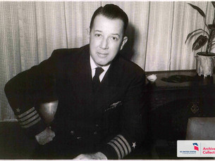 Remembering the Crew of the SS United States: Chief Officer Samuel L. Ely