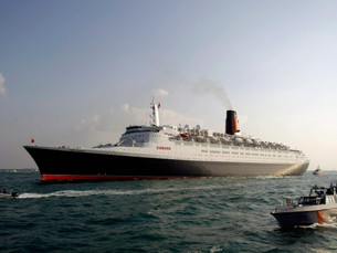 The Inspiring Redevelopment of the QE2: World Famous Liner to Open as Hotel