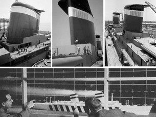 Innovative Design: The Famous Funnels of the SS United States