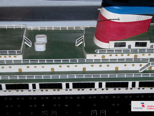 Stunning Models of America's Flagship