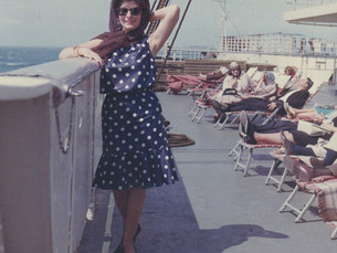 Cruise Countdown: Fashion aboard the SS United States