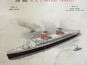 The SS United States: First Lady of the Sea