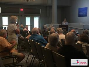 Conservancy Executive Director Susan Gibbs Speaks in Greenport, Long Island