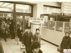 Passengers Leslie and Patti Thomas Share SS United States Memories