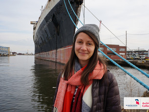 Meet the SS United States Conservancy: Allee Davis, Outreach and Preservation Director
