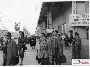 Passenger Memories: Immigrating to the United States Aboard America's Flagship