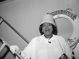 The SS United States Diary of Gospel Singer Mahalia Jackson
