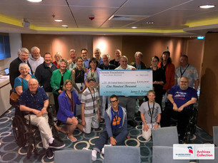 SS United States Legacy Cruise Raises $100,000 to Help Save America's Flagship