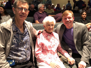 """Atlantic Riband"" Brings Together Former Passengers at Space Coast Symphony Orchestra"