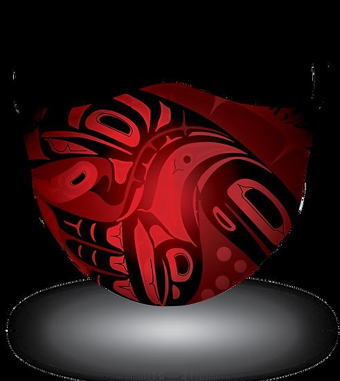 Haida Art Fire