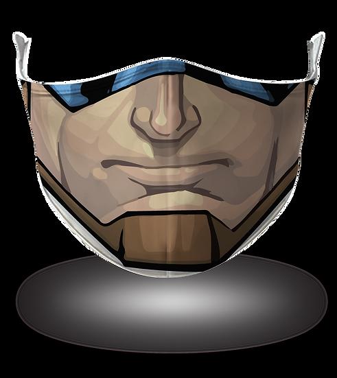 Captain's Face