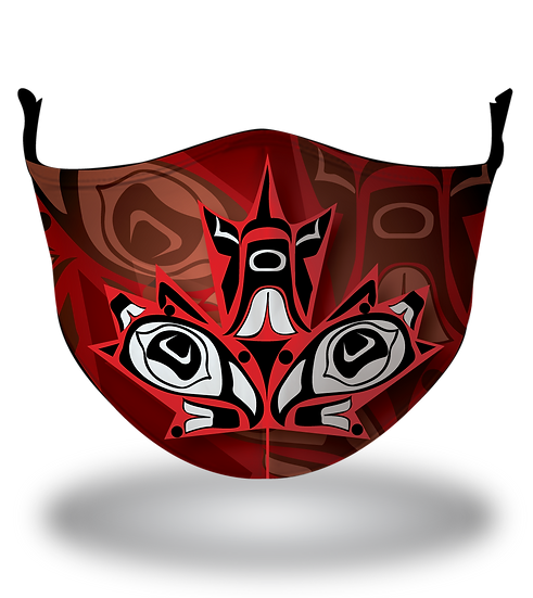 Haida Art Maple