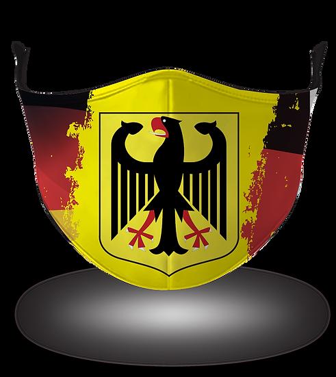 German Flag Paint