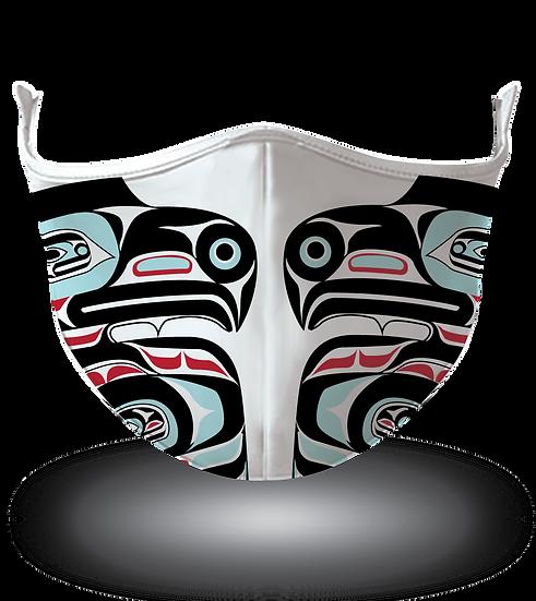 Haida Art Eagle