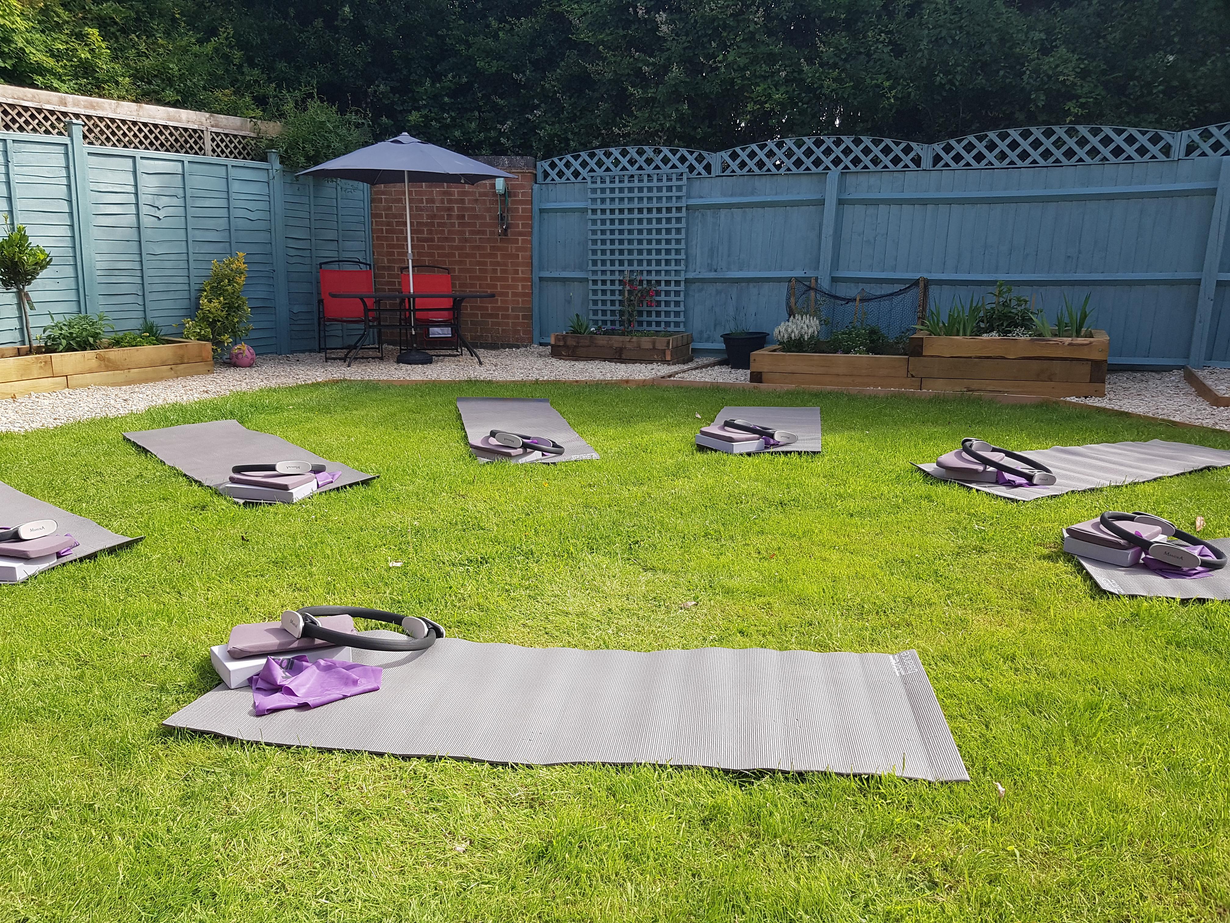 Outdoor Pilates - Beginners / Improvers