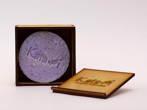 Shampoo Sólido de Lavanda: Brillo y Sedosidad