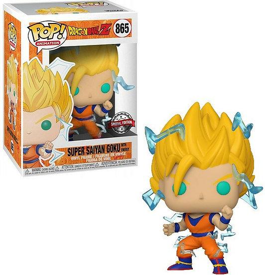 POP! Vinyl Dragon Ball Z - Goku Super Saiyan 2 US Exclusive