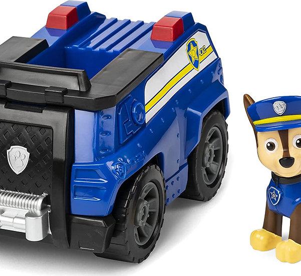 Paw Patrol Basic Vehicle- Chase