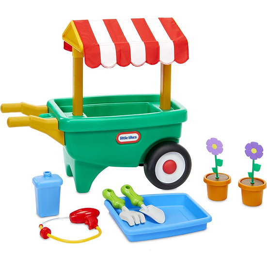 Little Tikes® 2-in-1 Garden Wheelbarrow