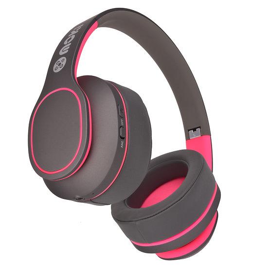 Moki Navigator Noise Cancellation Volume Limited 89dB Pink