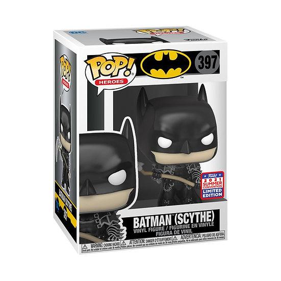 Pop! Vinyl FunKon 2021 Batman with Scythe
