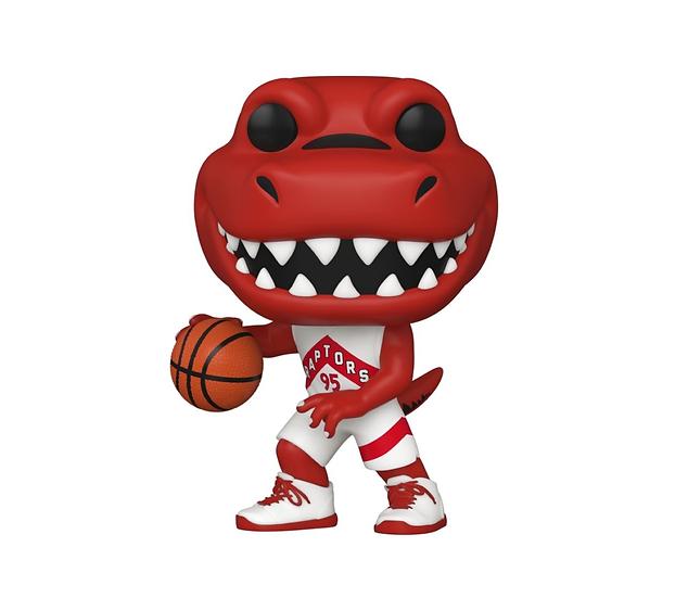 NBA: Mascots - Toronto Raptor US Exclusive Pop! Vinyl