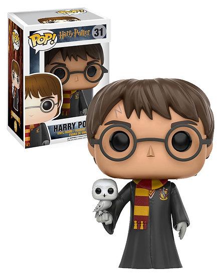 POP! Vinyl Harry Potter - Harry with Hedwig US Exclusive 31