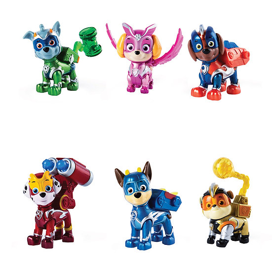 Paw Patrol Mighty Pup Super Paws