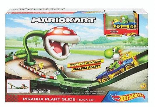 Hot Wheels Mario Kart Track Set assorted