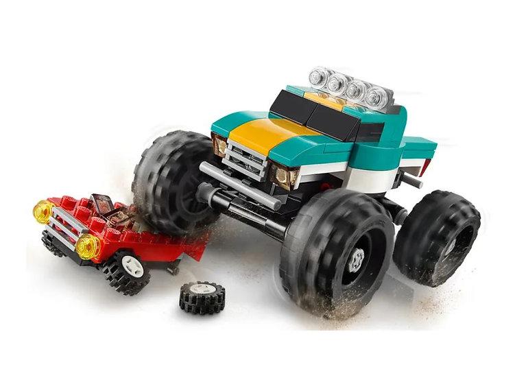 LEGO Creator 3 in 1 Monster Truck 31101