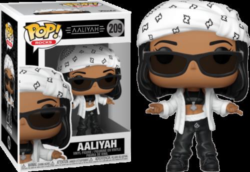 POP! Vinyl Aaliyah 209