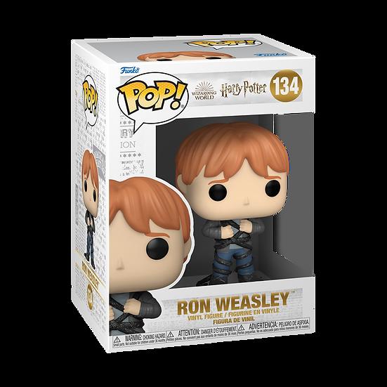 Harry Potter - Ron in Devils Snare 20th ANNIV Pop!