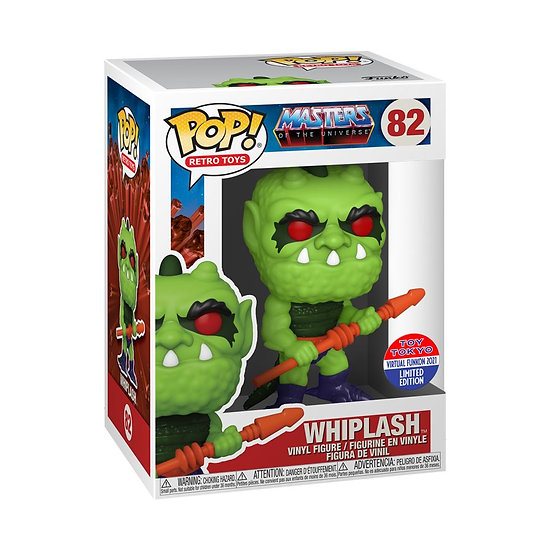 Pop! Vinyl  FunKon 2021 Masters of the Universe - Whiplash