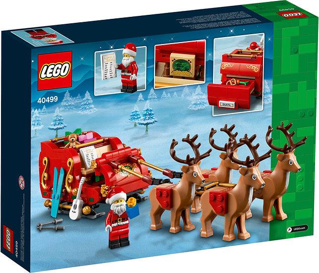 LEGO® Santa's Sleigh (40499)