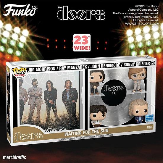 Pop! Vinyl The Doors - Waiting For The Sun US Exclusive  Album Deluxe