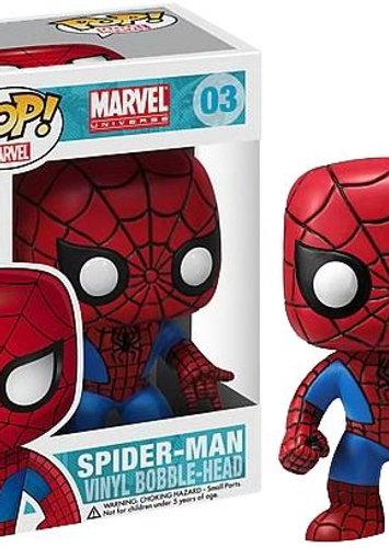 POP! Vinyl Spider-Man 03