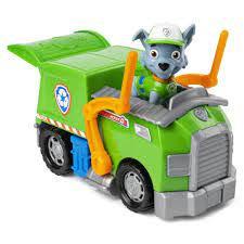 Paw Patrol Basic Vehicle -Rocky