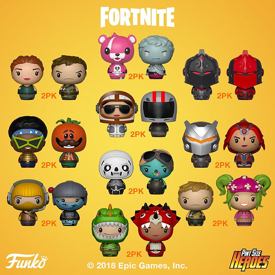 Fortnight Pint Size Heros - Assorted