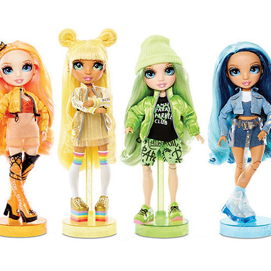Rainbow High Dolls Assorted- Select your Favourite Doll