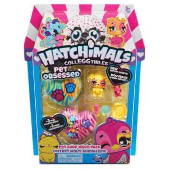 Hatchimals Colleggtibles Series 7 Pet Lover 5 pieces